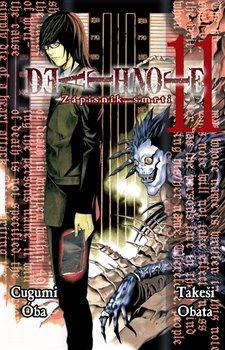 Obálka titulu Death Note 11- Zápisník smrti