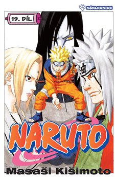 Obálka titulu Naruto 19: Následnice