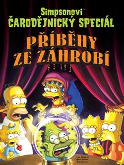 Obálka titulu Simpsonovi: Příběhy ze záhrobí
