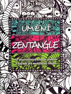 Obálka titulu Umění Zentangle