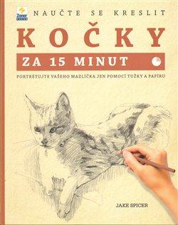 Obálka titulu Naučte se kreslit - kočky za 15 min