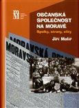 Obálka knihy Občanská společnost na Moravě