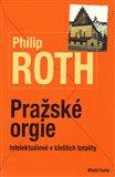 Pražské orgie - obálka