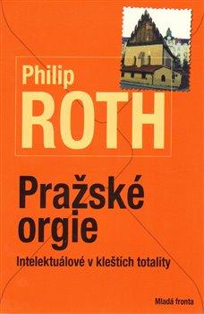 Obálka titulu Pražské orgie