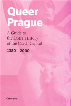 Obálka titulu Queer Prague