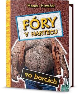 Obálka titulu Fóry v Hantecu vo borcách