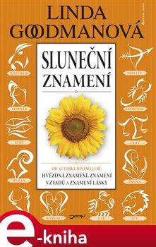 Obálka titulu Sluneční znamení