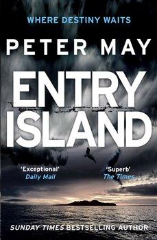 Obálka titulu Entry Island
