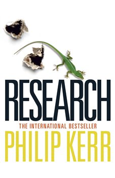 Obálka titulu Research