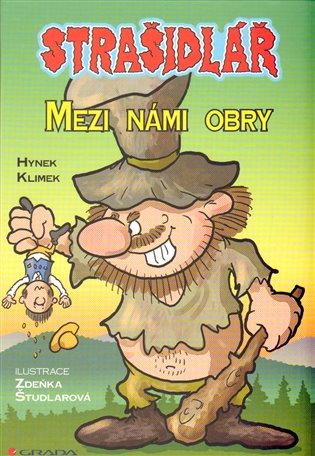 Strašidlář:Mezi námi obry - Hynek Klimek   Booksquad.ink