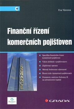 Obálka titulu Finanční řízení komerčních pojišťoven