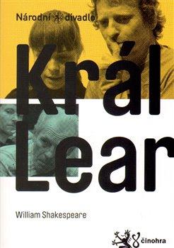 Obálka titulu Král Lear