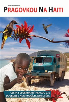 Obálka titulu Pragovkou na Haiti