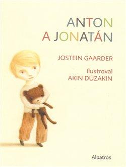 Obálka titulu Anton a Jonatán