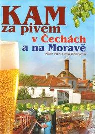 KAM za pivem v Čechách a na Moravě