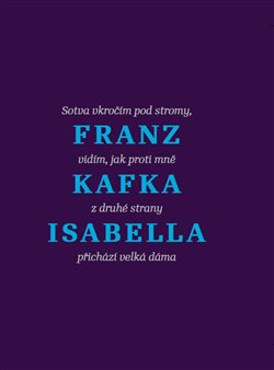 Obálka titulu Isabella