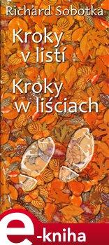 Obálka titulu Kroky v listí / Kroki w liściach