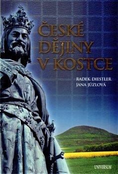 Obálka titulu České dějiny v kostce