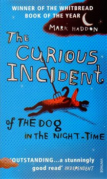 Obálka titulu The Curious Incident of The Dog in The Night-Time