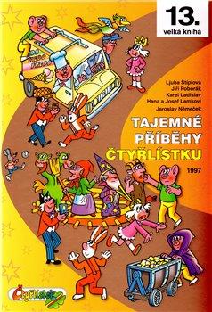 Obálka titulu Tajemné příběhy Čtyřlístku 1997