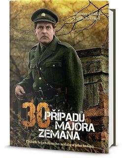 Obálka titulu 30 případů majora Zemana