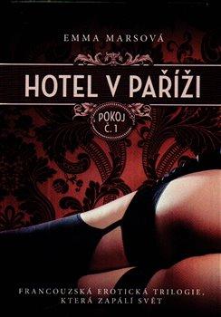 Obálka titulu Hotel v Paříži: Pokoj č. 1
