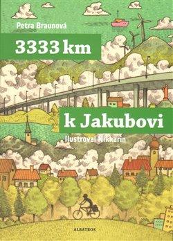 Obálka titulu 3333 km k Jakubovi