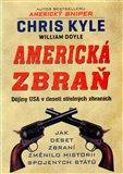 Obálka knihy Americká zbraň