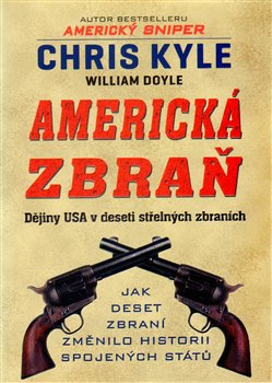 Obálka titulu Americká zbraň