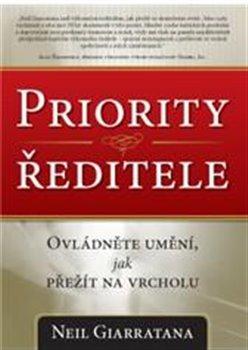 Obálka titulu Priority ředitele