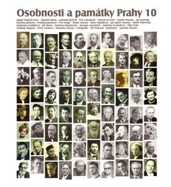 Obálka titulu Osobnosti a památky Prahy 10