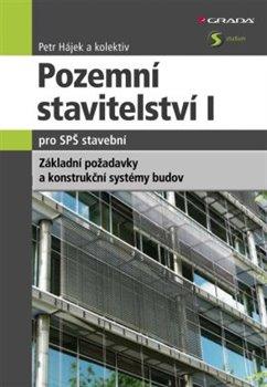 Obálka titulu Pozemní stavitelství I pro SPŠ stavební