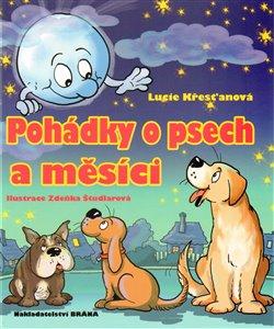 Obálka titulu Pohádky o psech a měsíci