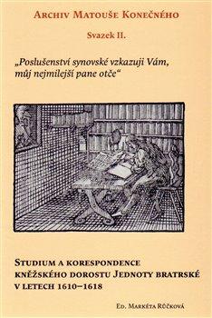 Obálka titulu Archiv Matouše Konečného II