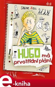 Obálka titulu Hugo má prvotřídní plán!