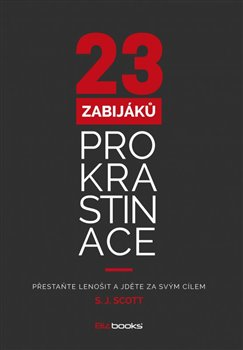 Obálka titulu 23 zabijáků prokrastinace
