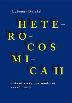 Obálka titulu Heterocosmica  II.