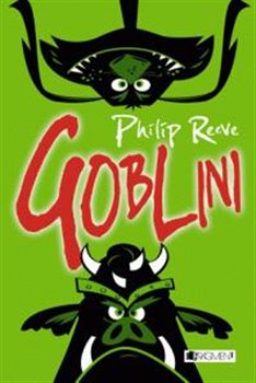 Obálka titulu Goblini
