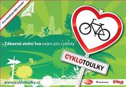 Cyklotoulky. Zábavná stolní hra nejen pro cyklisty