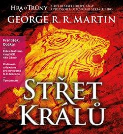 Střet králů. Hra o trůny 2., CD - George R.R. Martin