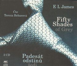Fifty Shades of Grey: Padesát odstínů šedi, CD - E. L. James