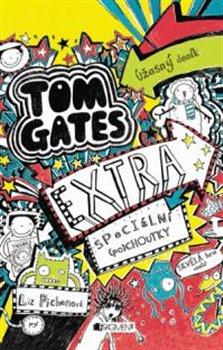 Obálka titulu Úžasný deník – Tom Gates – Extra speciální (po)choutky
