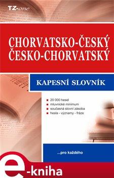 Obálka titulu Chorvatsko-český/ česko-chorvatský kapesní slovník