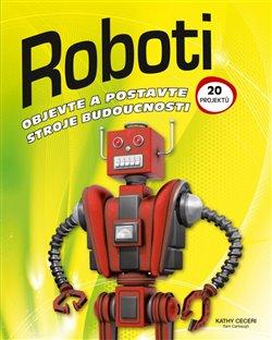 Obálka titulu Roboti