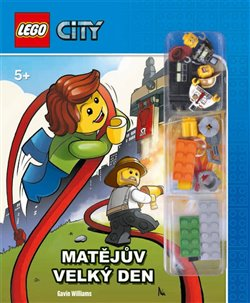 Obálka titulu Lego City Matějův velký den
