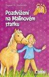 Obálka knihy Pozdvižení na Malinovém statku