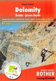 Dolomity - Brenta - Jezero Garda