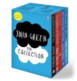 Obálka titulu John Green Collection
