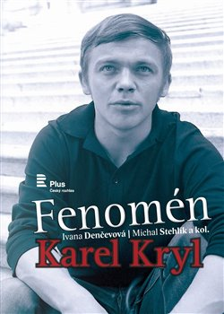 Obálka titulu Fenomén Karel Kryl