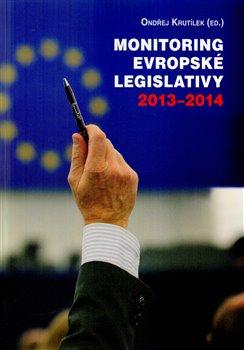 Obálka titulu Monitoring evropské legislativy 2013–2014